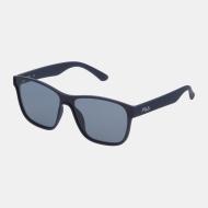 Fila Sunglasses Mono Lens U43P blau