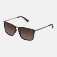 Fila Sunglasses Square Q39P braun