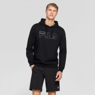 Fila Sweathoodie William schwarz