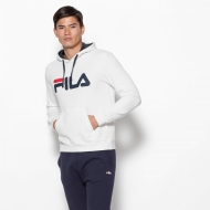 Fila Sweathoodie William weiß