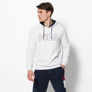 Fila Sweathoody William weiß