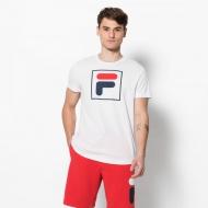 Fila T-Shirt Bernie weiß