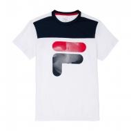 Fila T-Shirt Tim Kids weiß