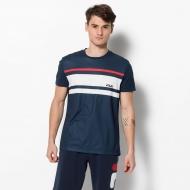 Fila T-Shirt Trey dunkelblau