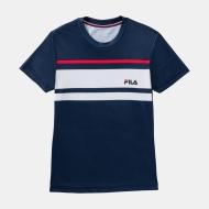 Fila T-Shirt Trey Boys blue Bild 1