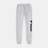 Fila Teens Classic Logo Pants lightgrey-melange Bild 1