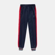 Fila Teens Otello Aop Track Pants black-iris-red Bild 1