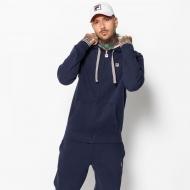 Fila Tenconi Essential Hoodie blau