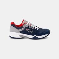 Fila Tennis Shoe Men dark-blue-red dunkelblau