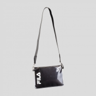 Fila Transparent Cross Body Bag black schwarz