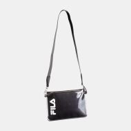 Fila Transparent Cross Body Bag black schwarz