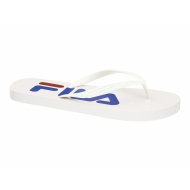 Fila Troy Slipper weiß