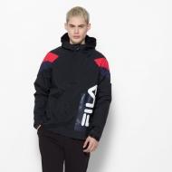 Fila Tru Faux Lambs Wool Line Jacket schwarz
