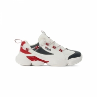 Fila Ugly TR Shoe Lace white-navy-red navyblau-rot