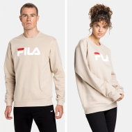 Fila Unisex Classic Pure Crew Sweat oxford-tan