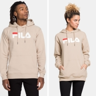 Fila Unisex Classic Pure Hoody oxford-tan oxford-tan