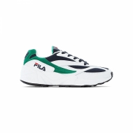 Fila V94M Low Men white-navy-shadyglade grün