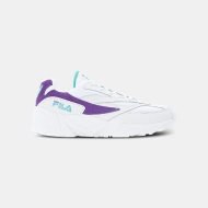 Fila V94M Low Men white-violet-curacao weiß