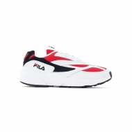 Fila V94M Low Wmn white-navy-red blau
