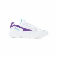 Fila V94M Low Wmn white-violet-curacao Bild 1