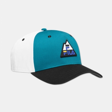 Fila 5 Panel Cap Colourblock Mountain Logo