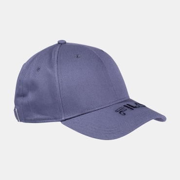 Fila 6 Panel Cap Tonal Linear Logo / Strap Back