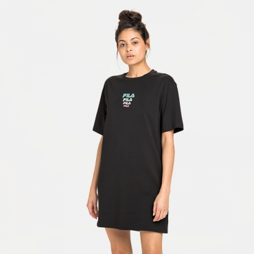 Fila Ada Tee Dress black
