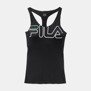 Fila Aisha Racer With Bra black