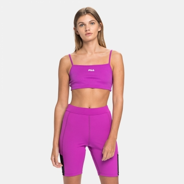 Fila Alika Strap Top purple-cactus