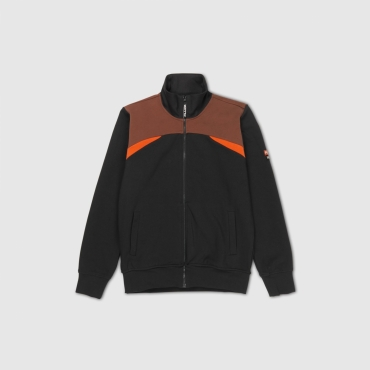 Fila Andre Track Jacket Men black-beauty
