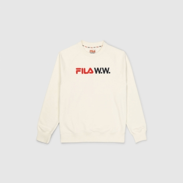 Fila Arthur Crew Sweat Men eggnog