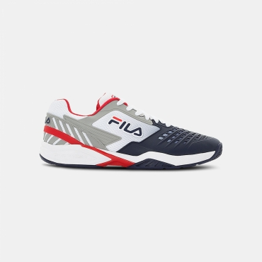 Fila Axilus 2 Energized Tennis Shoe Men white-navy-red