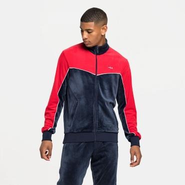 Fila Bary Velvet Track Jacket