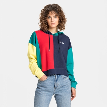 Fila Bayou Blocked Hoody