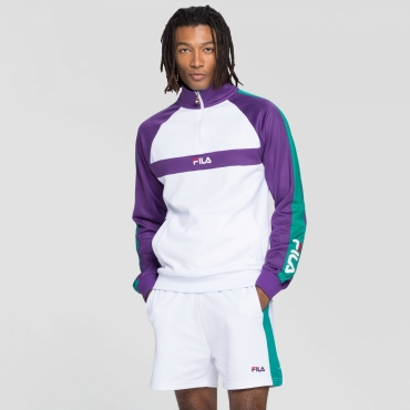 Fila Bayou Half Zip Sweater