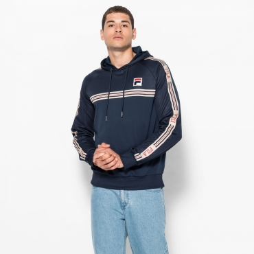 Fila Besarion With Embossed Hoody