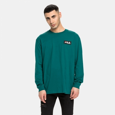Fila Cicero Long Sleeve Shirt storm
