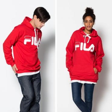 Fila Classic Logo Hood