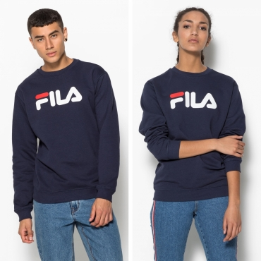 Fila Classic Pure Crew Sweat black-iris