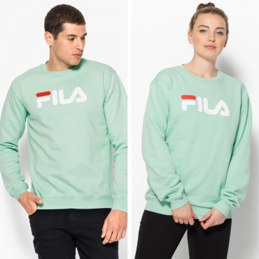 Fila Classic Pure Crew Sweat mist-green