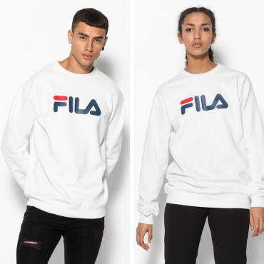 Fila Classic Pure Crew Sweat white