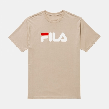 Fila Classic Pure Tee oxford-tan