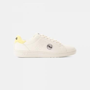 Fila Crosscourt 2 QQ Wmn white-yellow