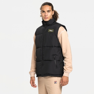 Fila Dik Blocked Puffer Vest