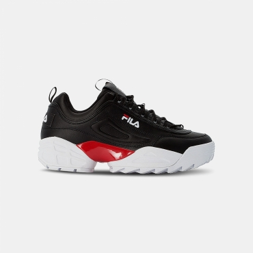 Fila Disruptor 2 Lab black-white-red