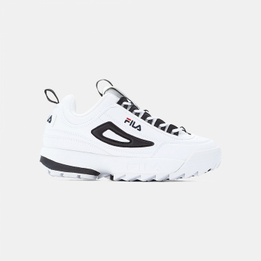 Fila Disruptor CB Low Men white-black