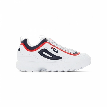 Fila Disruptor CB Low Men white-navy-red