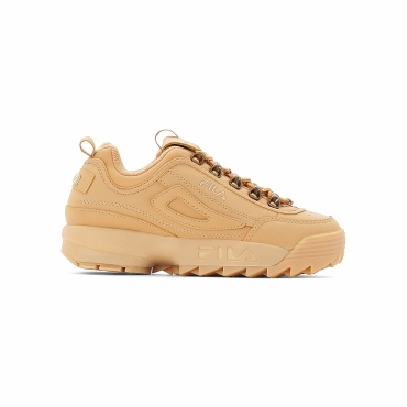 Fila Disruptor Clay Low Wmn chipmunk