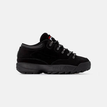 Fila Disruptor Hiker Low Men black