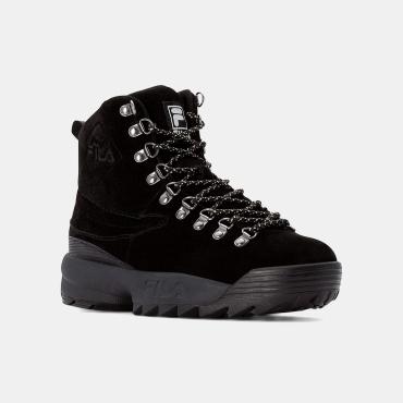 Fila Disruptor Hiking Boot Wmn black